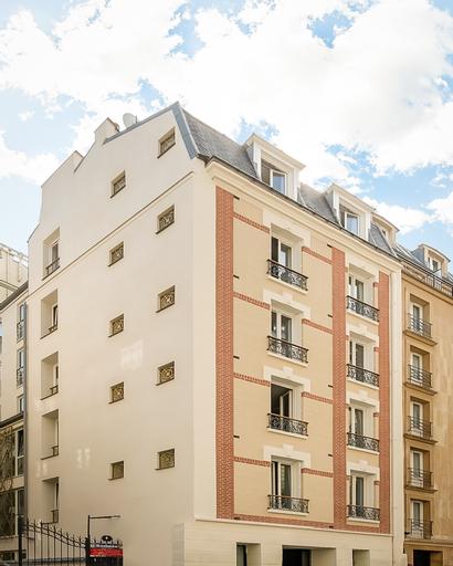 Hotel Centre Ville Etoile, Paris