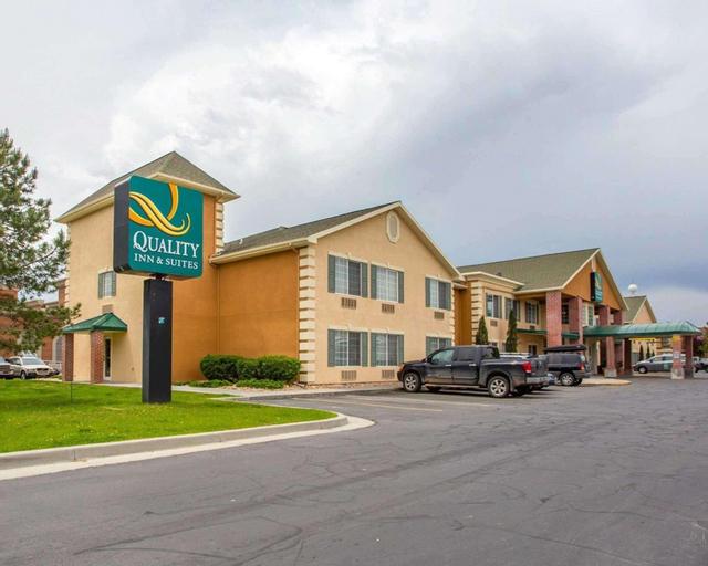 Quality Inn & Suites Airport West, Salt Lake