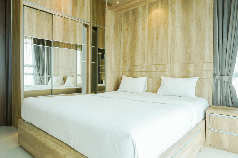 Beautiful and Luxury 2BR Apartment at St. Moritz By Travelio, Jakarta Barat