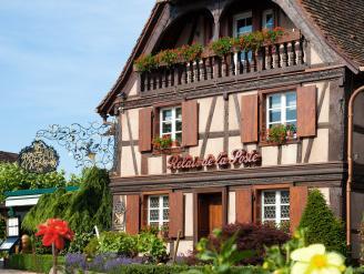 Hotel Restaurant Relais De La Poste - Strasbourg Nord, Bas-Rhin