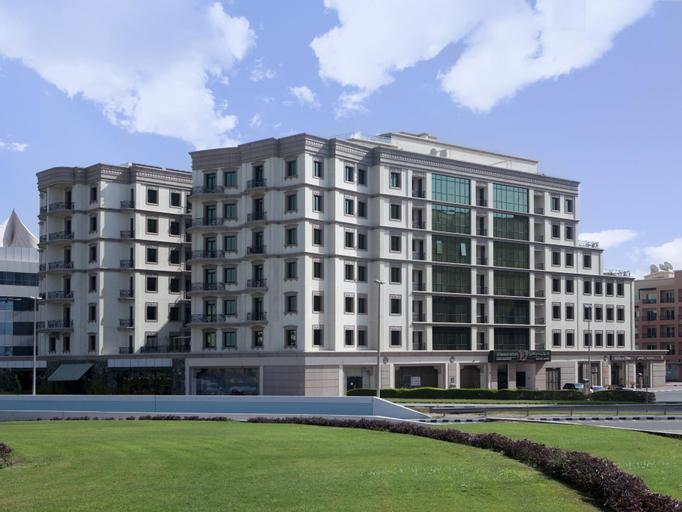 Al Waleed Palace Hotel Apartments Bur Dubai,