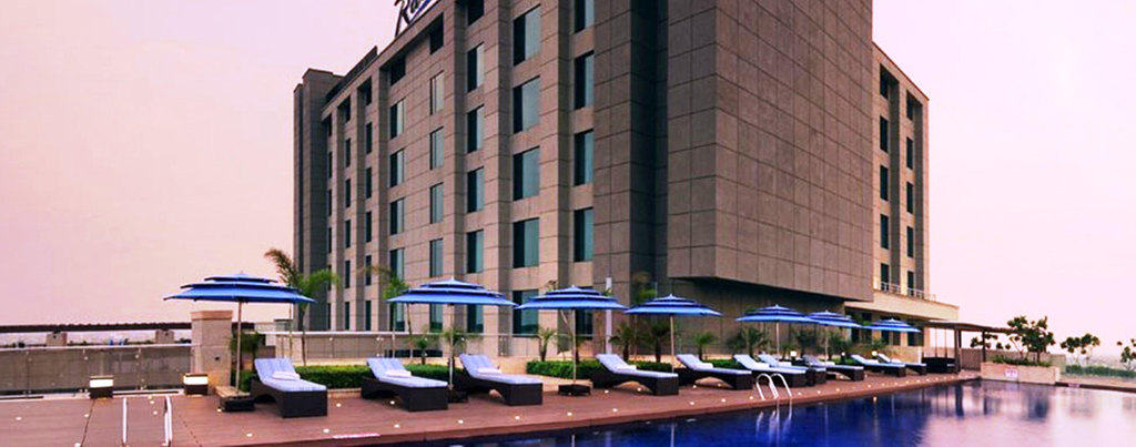 Radisson Blu Hotel New Delhi Paschim Vihar, West