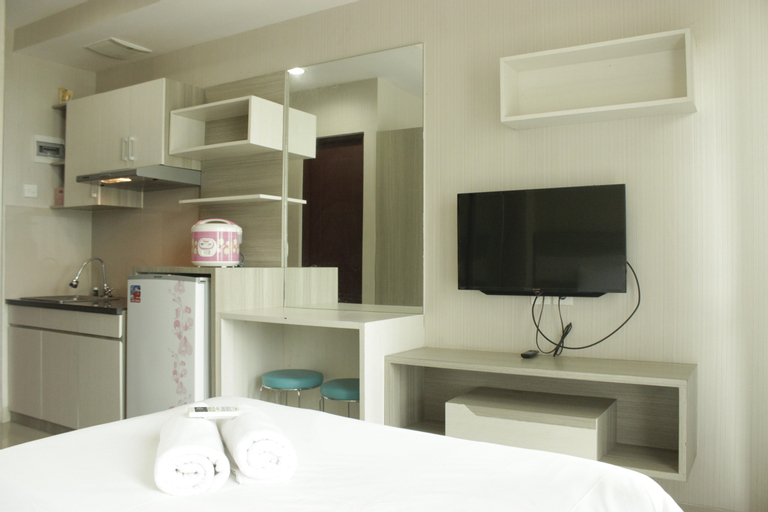 Comfy Studio Apartment near UNPAD @ Taman Melati Jatinangor By Travelio, Sumedang