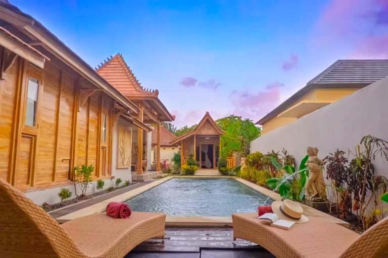Homayoon Private Villa Ubud, Gianyar