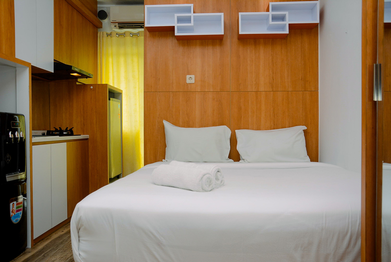 Cozy Modern Studio at Lagoon Apartment near Bekasi Town Square By Travelio, Bekasi