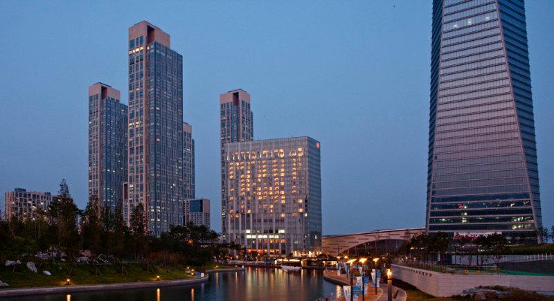 Sheraton Grand Incheon Hotel, Bupyeong