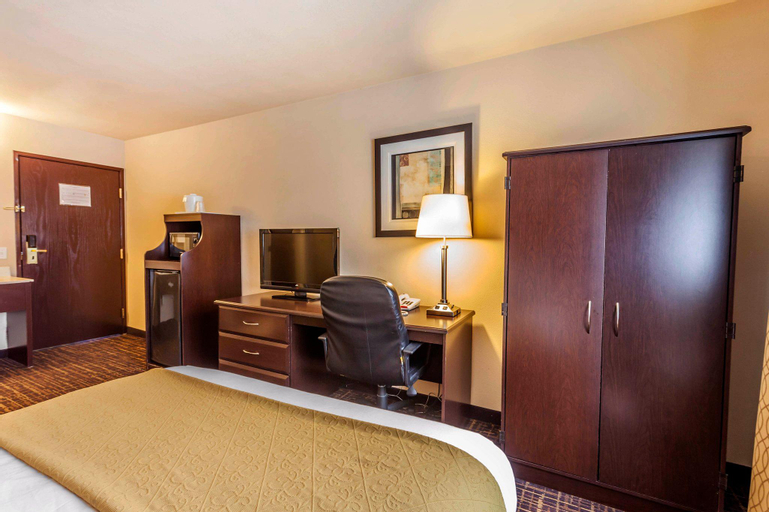 Quality Inn Near Seattle Premium Outlets, Snohomish