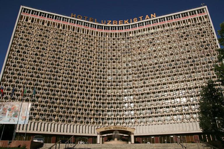 Hotel Uzbekistan, Tashkent City