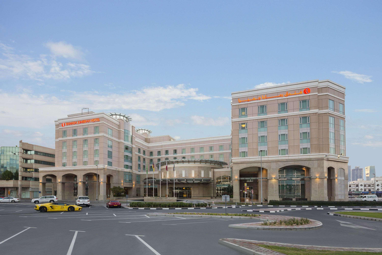 Ramada Jumeirah Hotel,