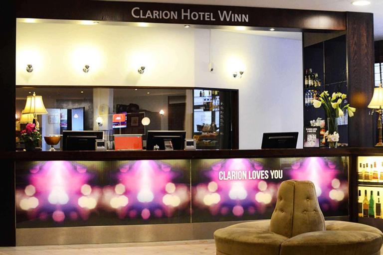 Clarion Hotel Winn, Gävle