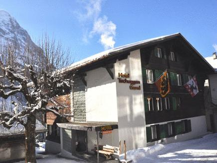 Hotel Tschuggen, Interlaken