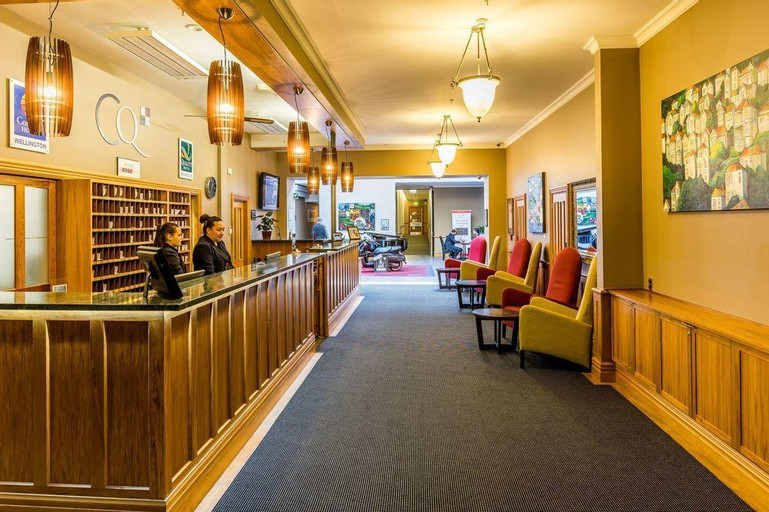 C Hotel, Wellington