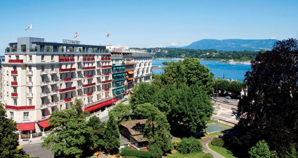 Le Richemond Hotel, Genève