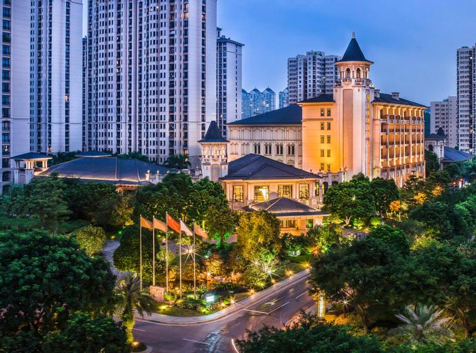 Chateau star River Guangzhou Peninsula, Guangzhou