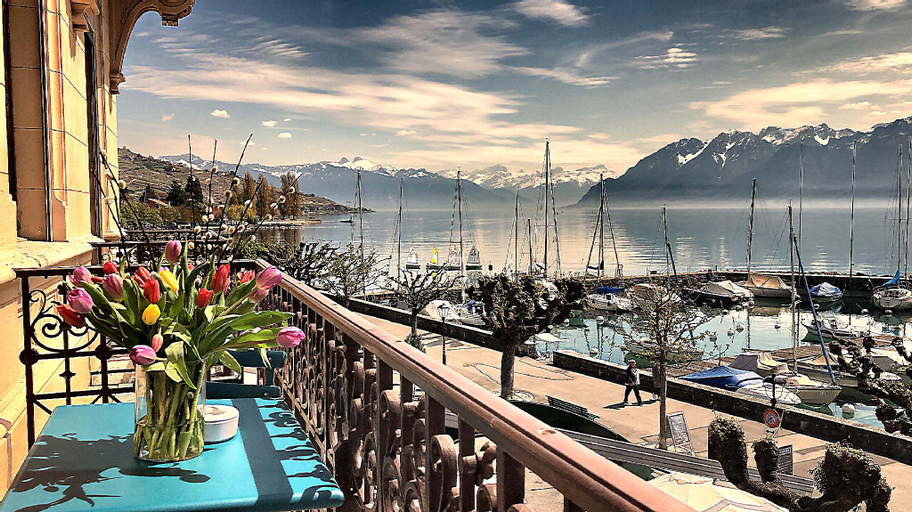 Hotel Lakeview Le Rivage, Lavaux-Oron