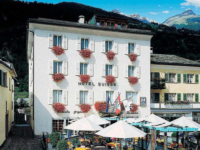 Minotel Suisse, Bernina