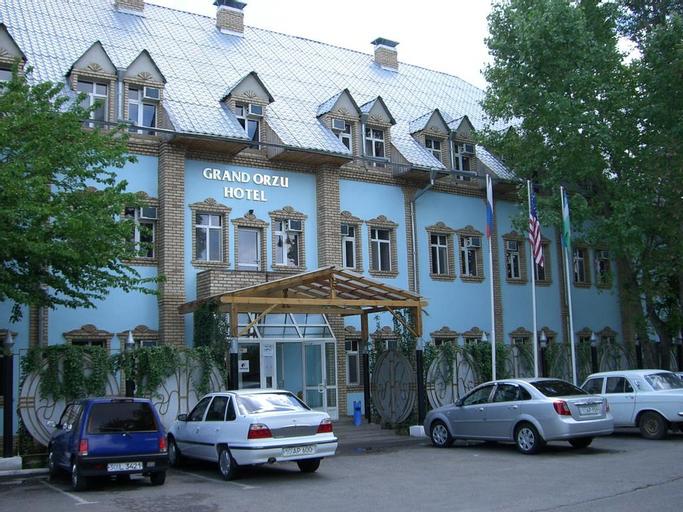Grand Orzu Hotel, Tashkent City