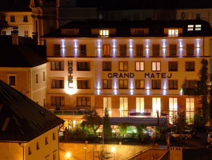 Hotel & Penzion Grand Matej, Banská Štiavnica