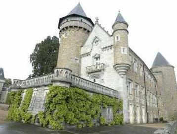 Château de Busset, Allier
