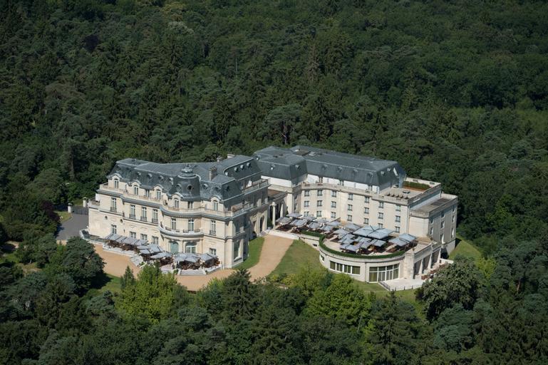 Tiara Chateau Hotel Mont Royal, Oise