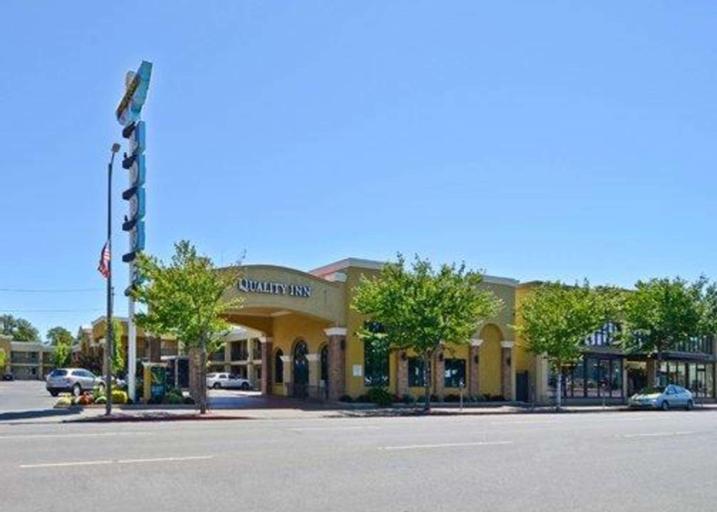 Quality Inn Chico, Butte