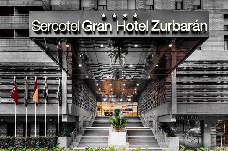 Sercotel Gran Hotel Zurbarán, Badajoz