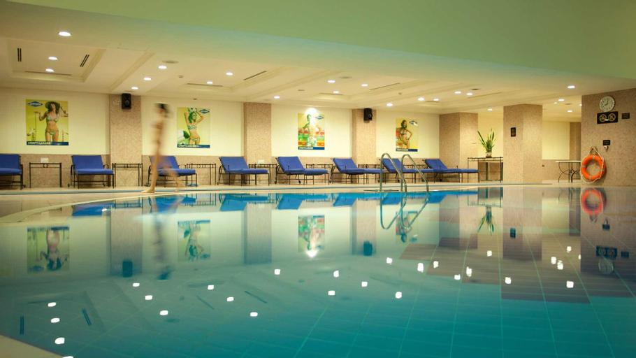 International Hotel Tashkent, Tashkent City