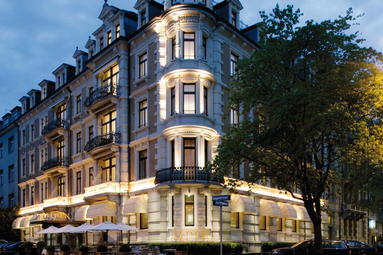 ALDEN Suite Hotel Splügenschloss Zurich, Zürich
