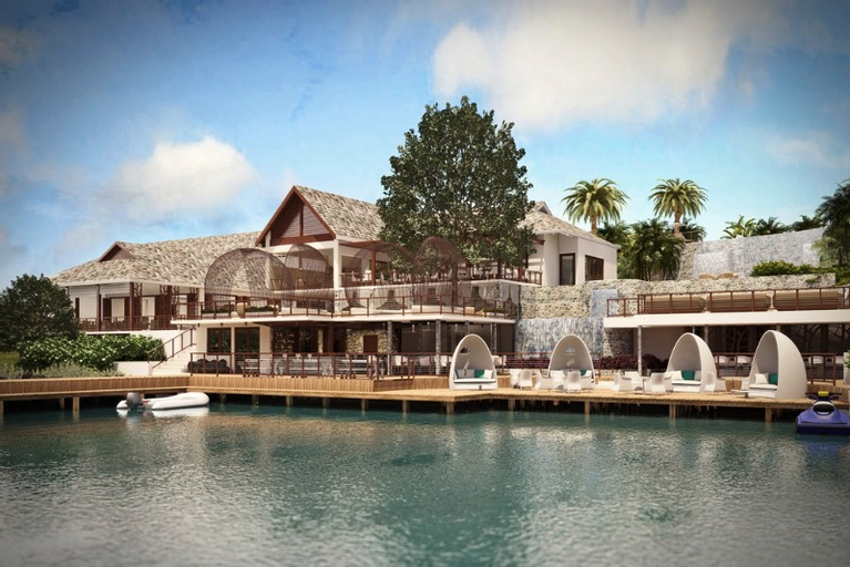 Marigot Bay Resort And Marina,