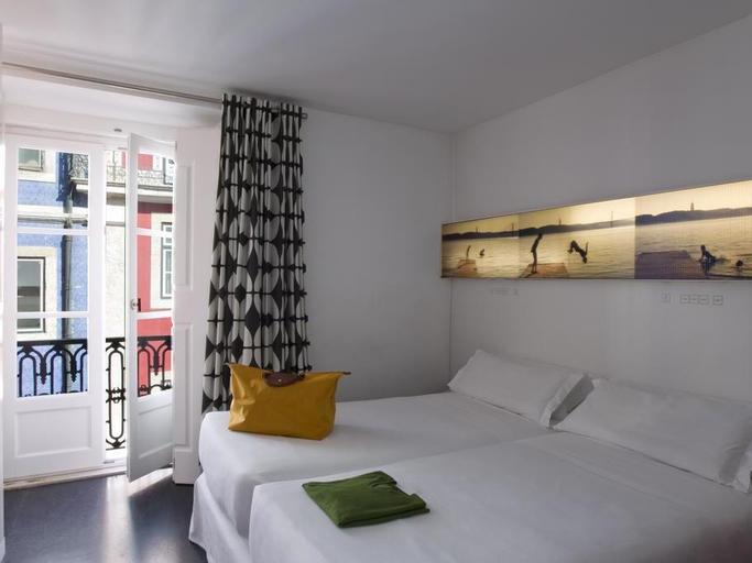 Hotel Gat Rossio, Lisboa