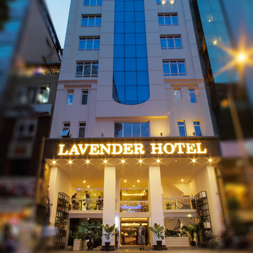 Lavender Hotel Ben Thanh Market, Quận 1
