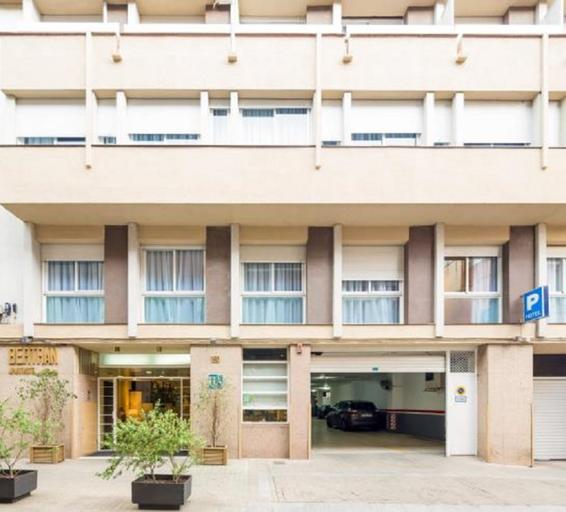Aparthotel Bertran, Barcelona