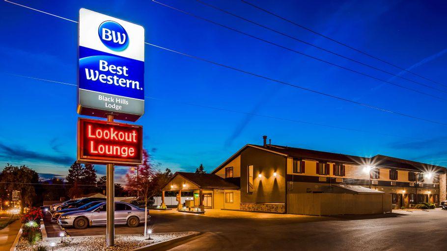 Best Western Black Hills Lodge, Lawrence