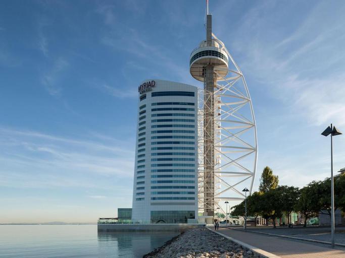 Myriad by SANA Hotels, Lisboa