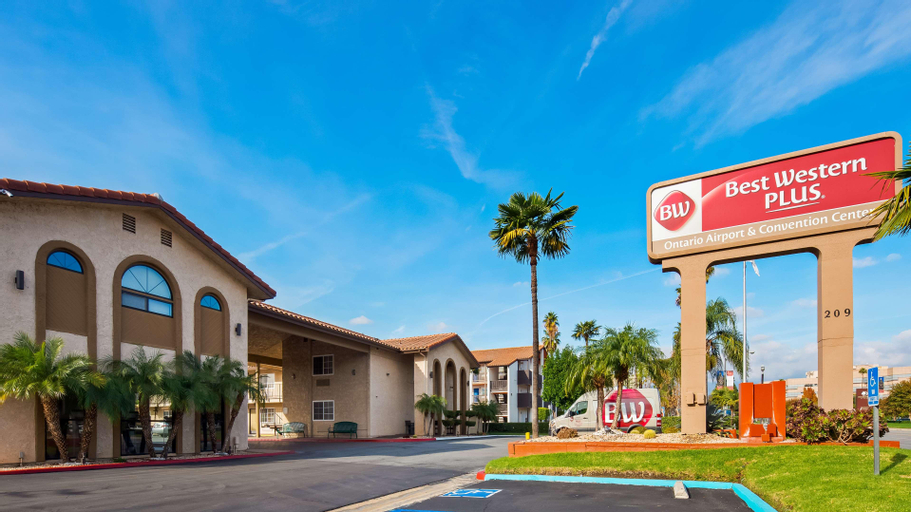 Best Western Plus Ontario Airport & Conv.Center, San Bernardino