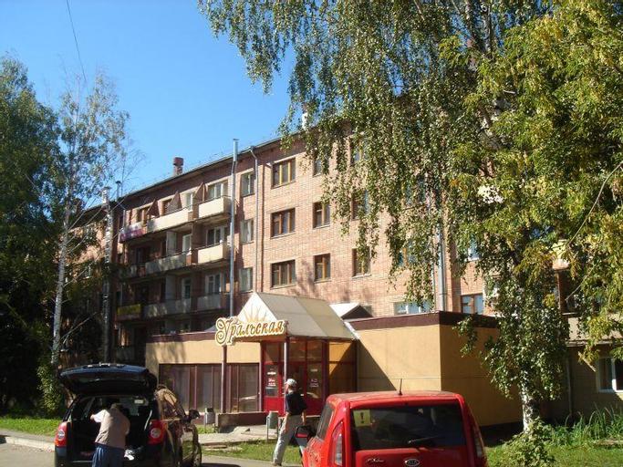 Hotel Uralskaya, Zav'yalovskiy rayon