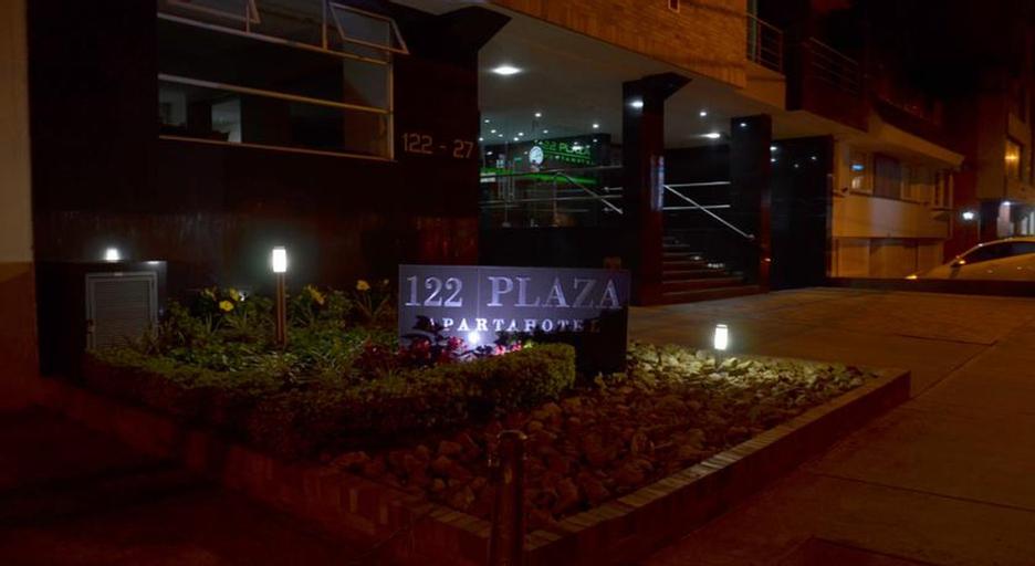 122 Plaza Apartahotel, Santafé de Bogotá