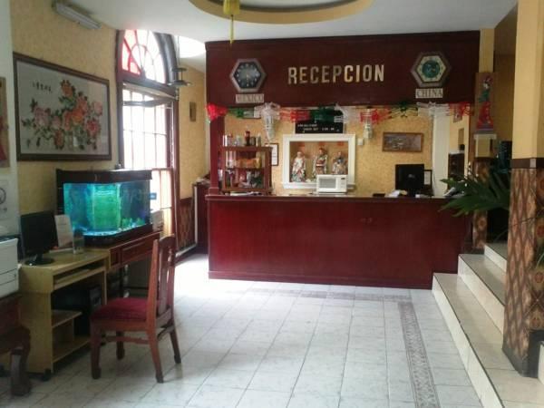 Hotel Mandarin, Tampico