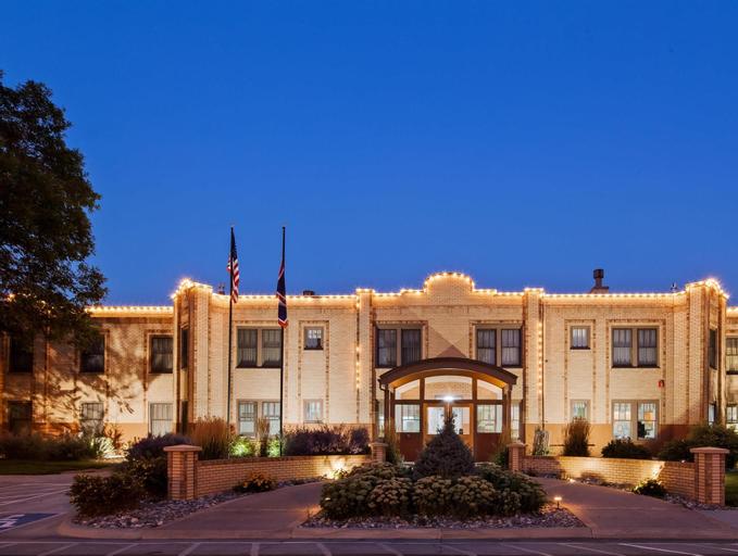 Best Western Plus Plaza Hotel, Hot Springs