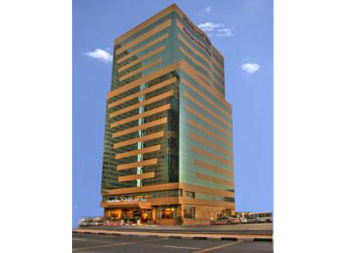 Sharjah Palace Hotel,