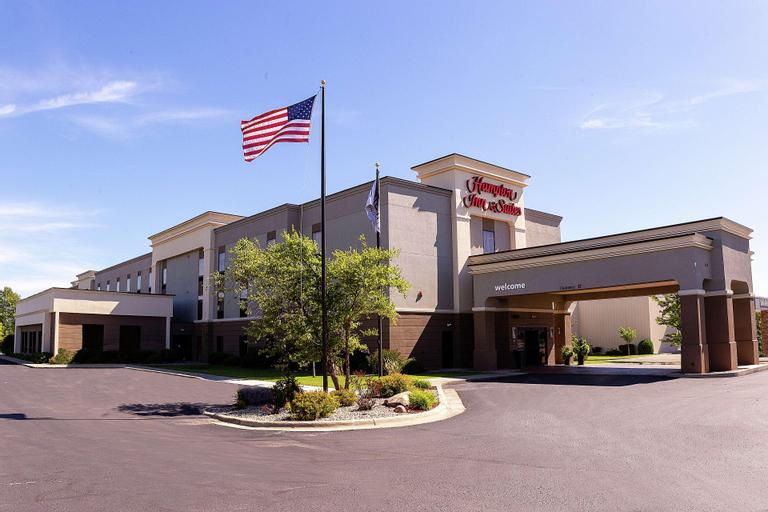 Hampton Inn and Suites Alexandria, MN, Douglas