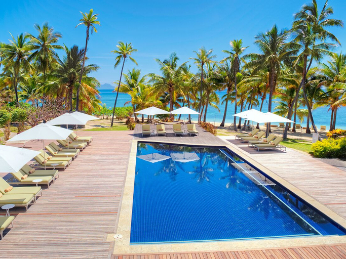 Vomo Island Resort, Ba