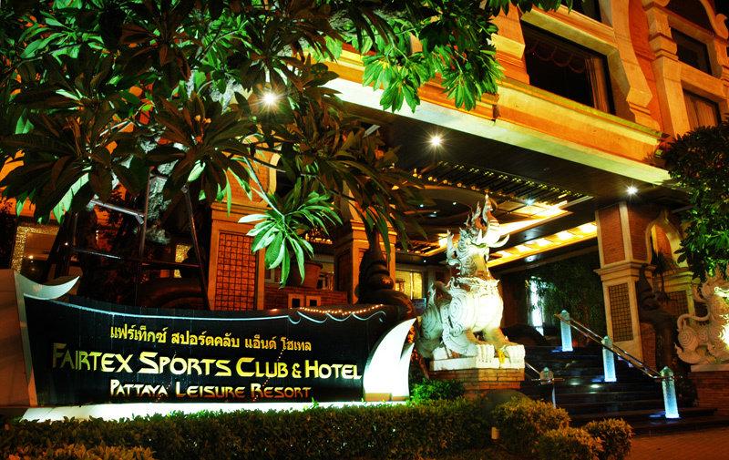 Fairtex Sports Club and Hotel, Pattaya