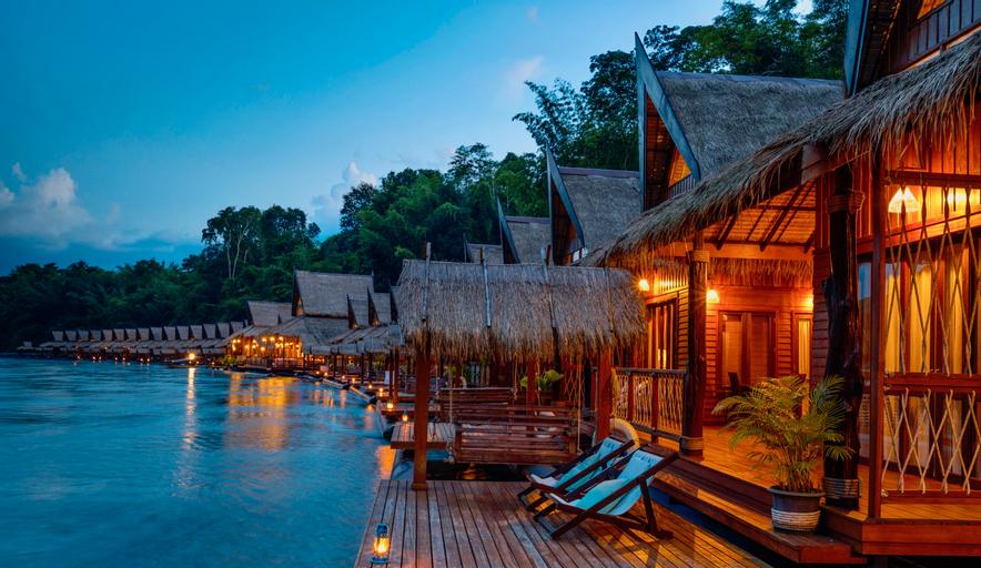 The Float House River Kwai, Sai Yok