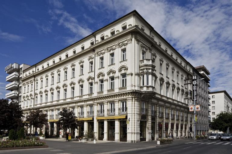 Hotel Raba City Center, Győr