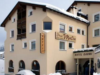 TOP Hotel Chesa Mulin, Maloja