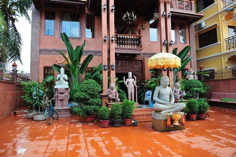 Okay 1 Villa, Siem Reab