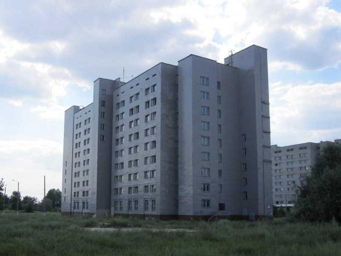 Hostel 3 of Technical University, Kharkivs'ka