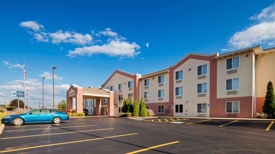 Best Western Penn-Ohio Inn & Suites, Trumbull