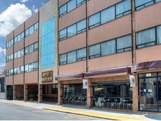Hotel Don Simon, Toluca